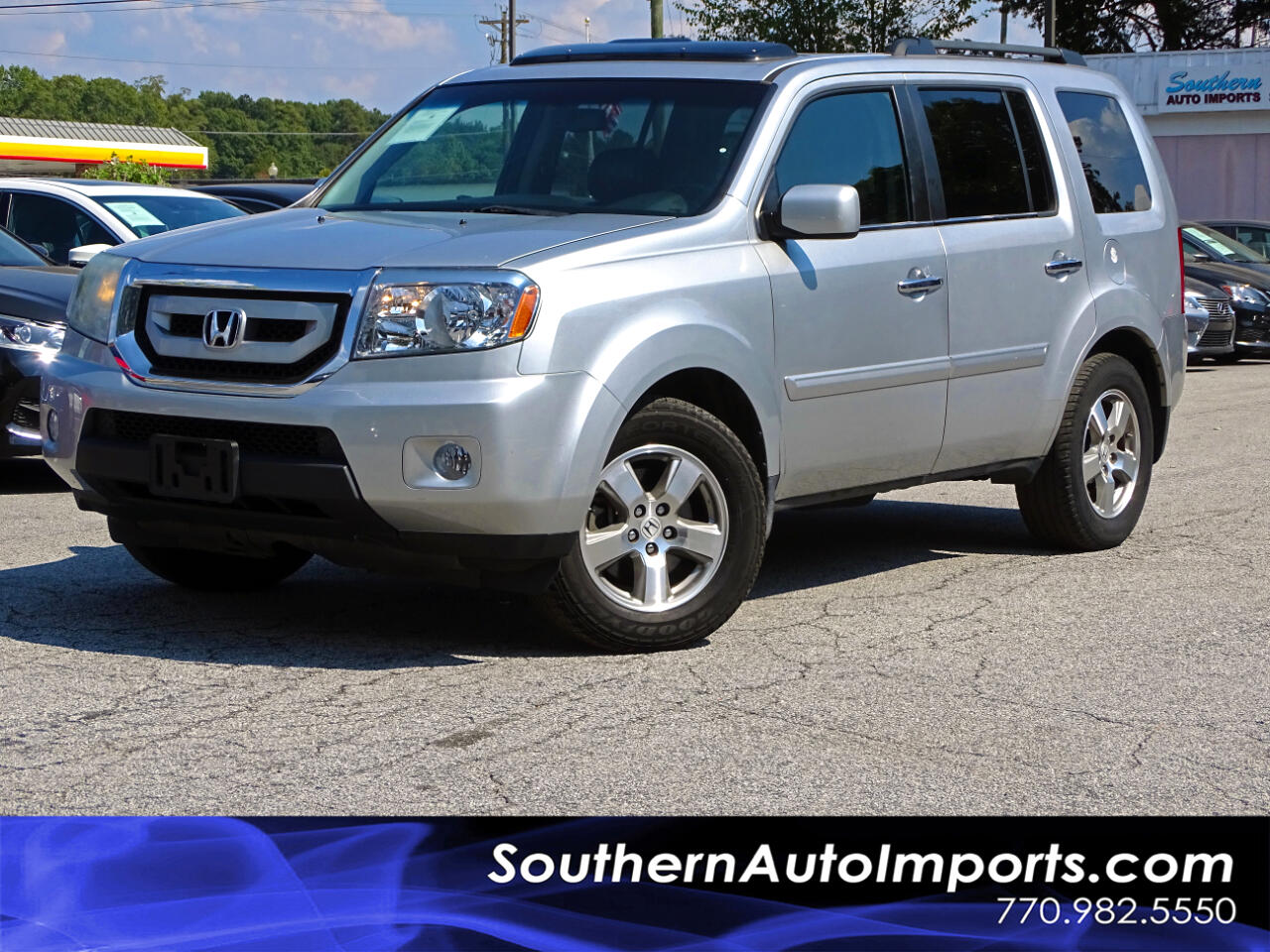 2010 Honda Pilot For Sale >> Used 2010 Honda Pilot For Sale In Stone Mountain Ga 30087