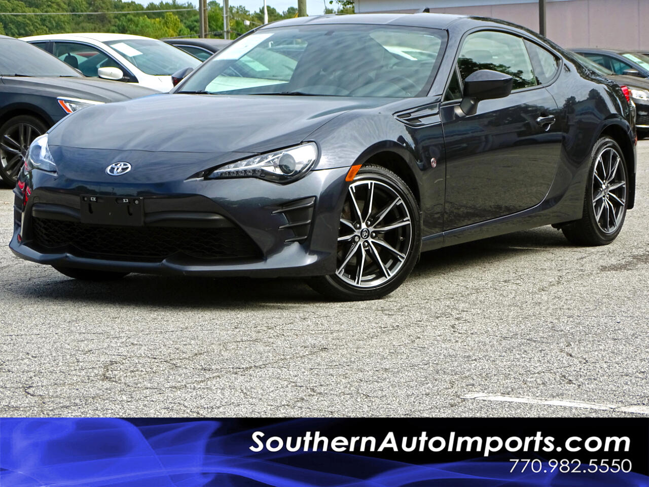 2017 Toyota 86 AUTO w/BACK UP CAM PADDLE SHIFTER