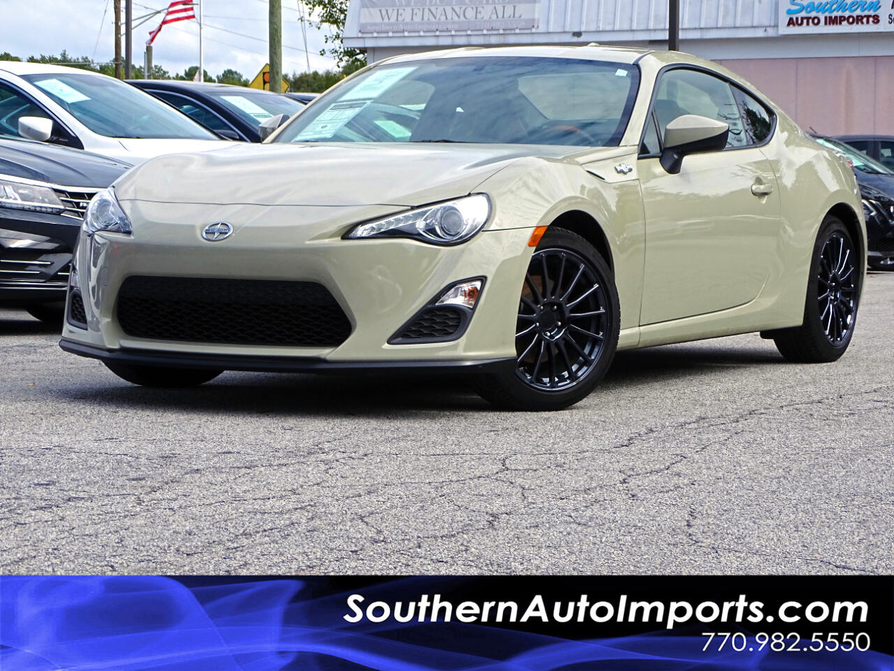2016 Scion FR-S Release Series 2.0 **646 of 1000**