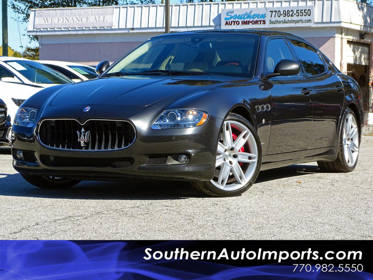 Maserati Quattroporte S 2011