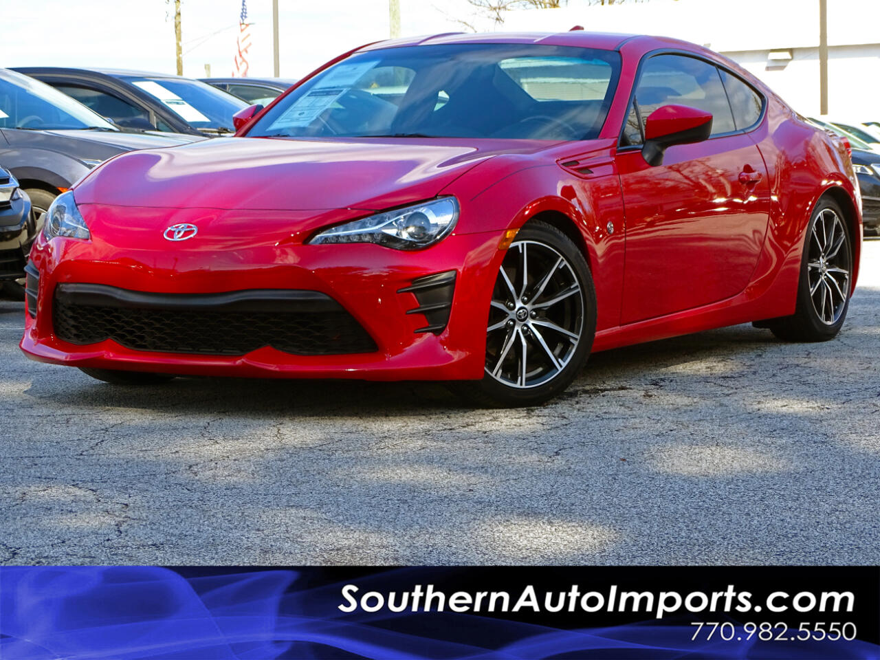 Toyota 86 Manual (Natl) 2017