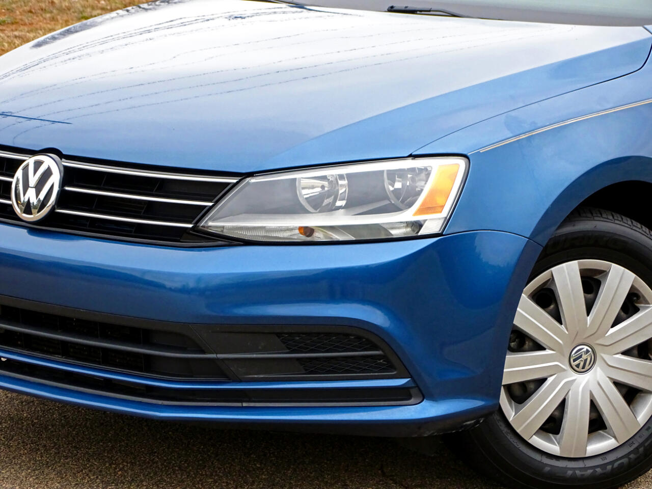 Volkswagen Jetta Sedan 4dr Auto 1.4T S 2016