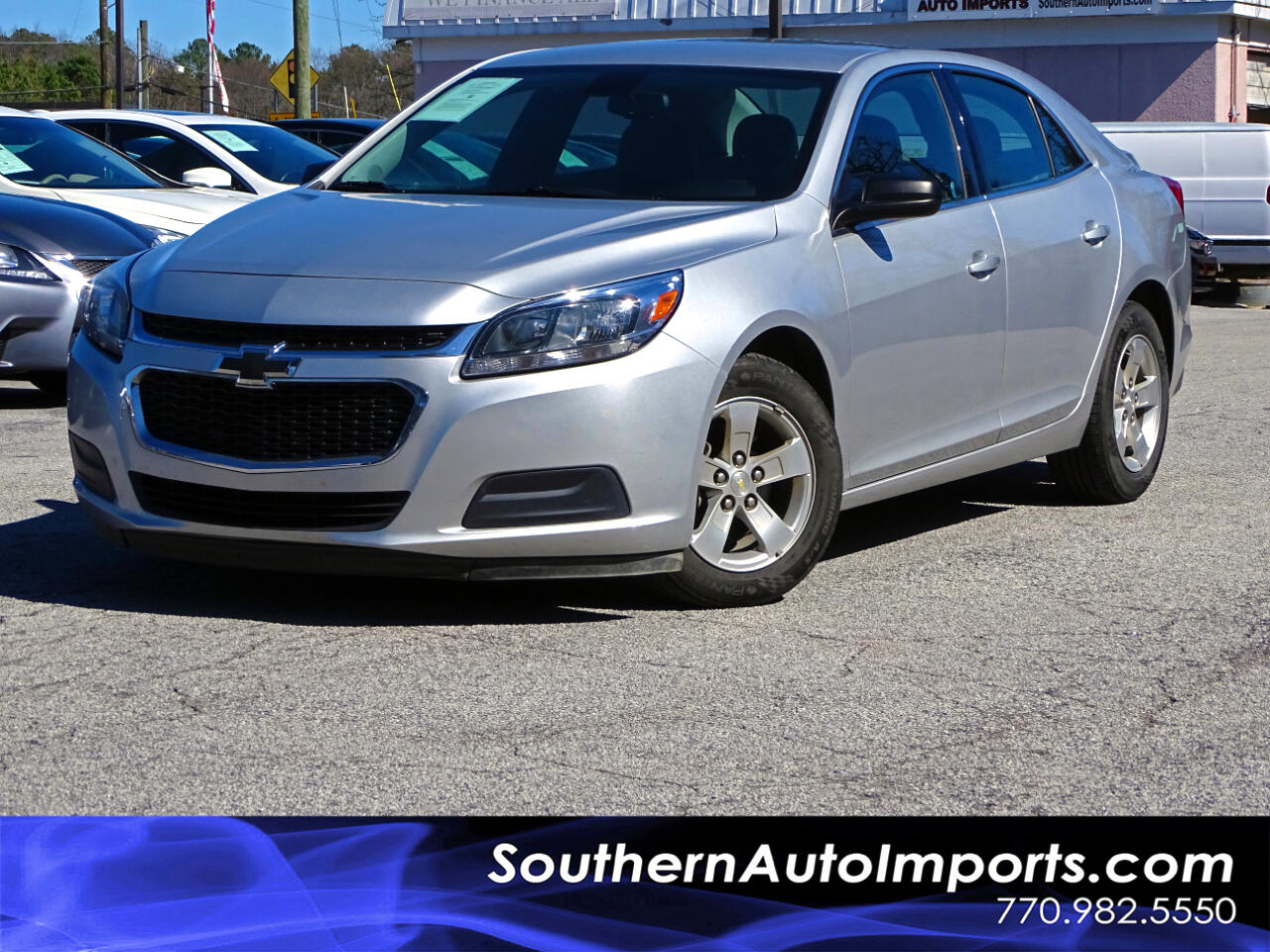 Chevrolet MALIBU LS Base 2016