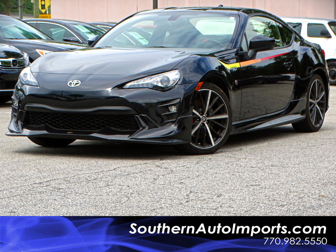 Toyota 86 TRD SE Manual (Natl) *Ltd Avail* 2019