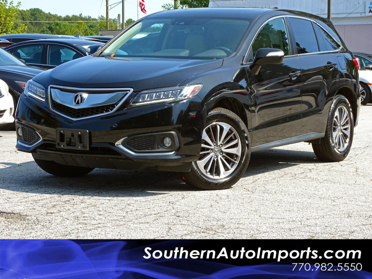 Used 2017 Acura Rdx Advance Package For Sale In Stone Mountain Ga 30087 Southern Auto Imports