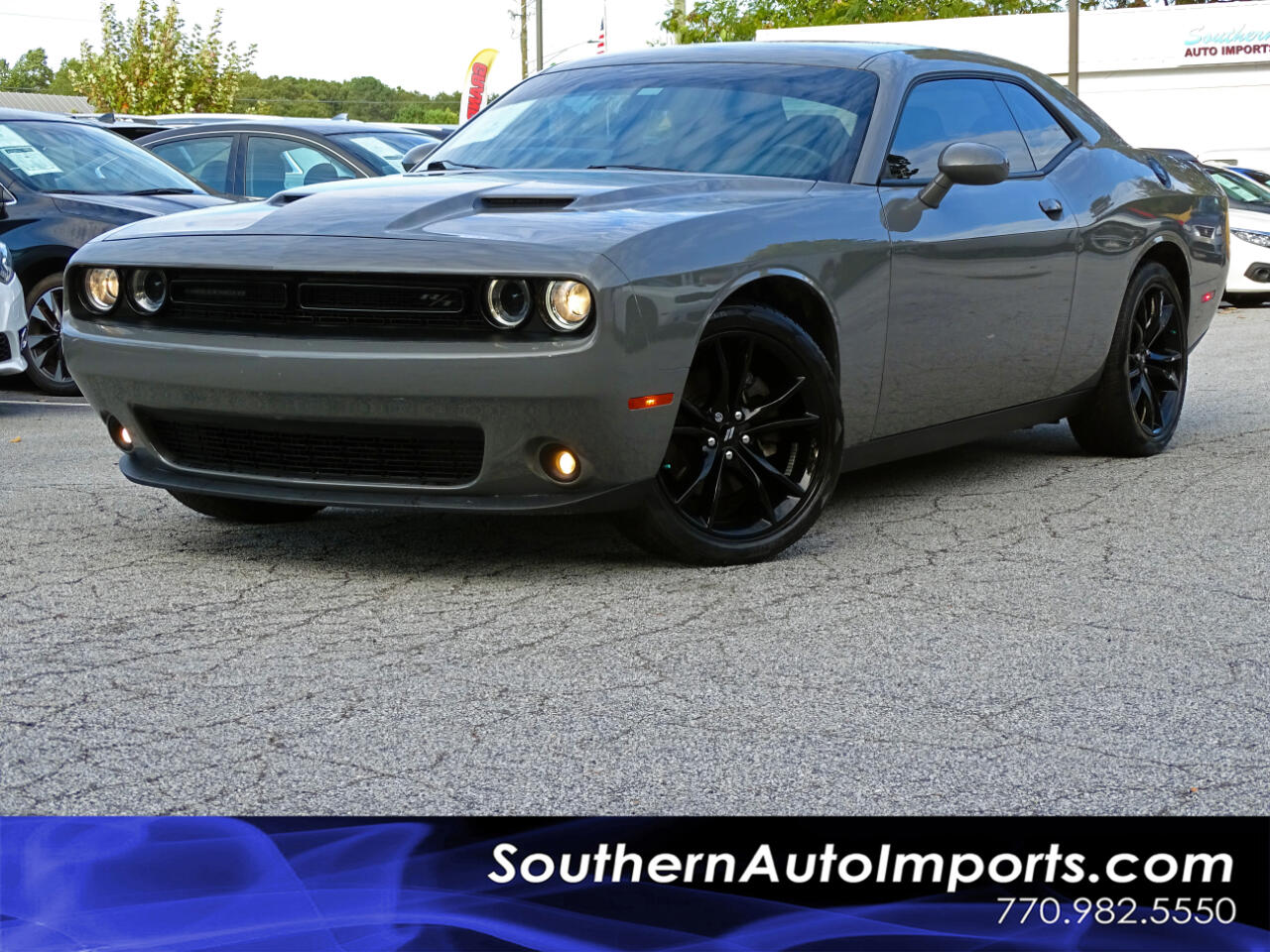 Dodge Challenger R/T Plus RWD 2018