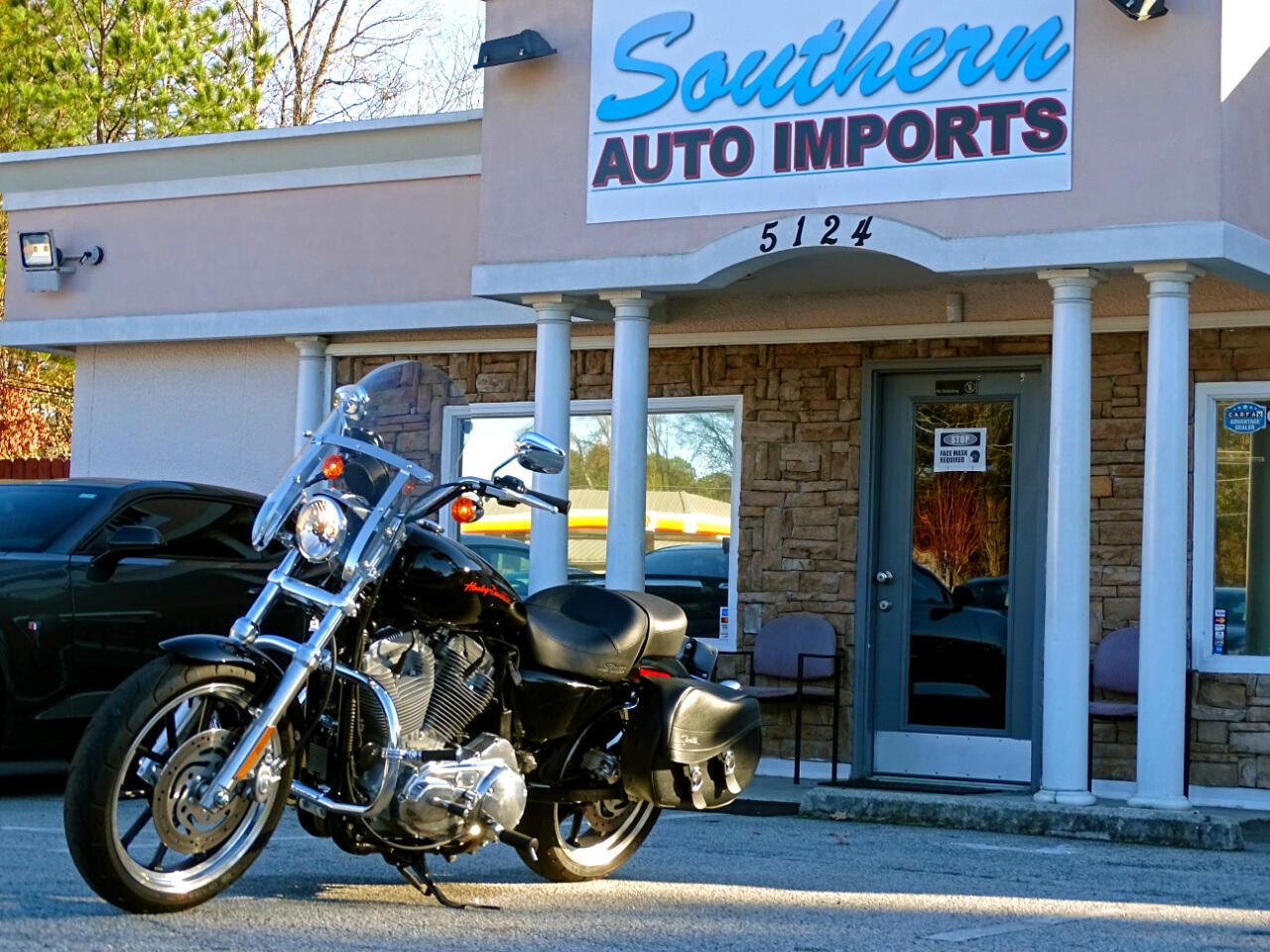 Harley-Davidson Sportster 883L SuperLow  2012