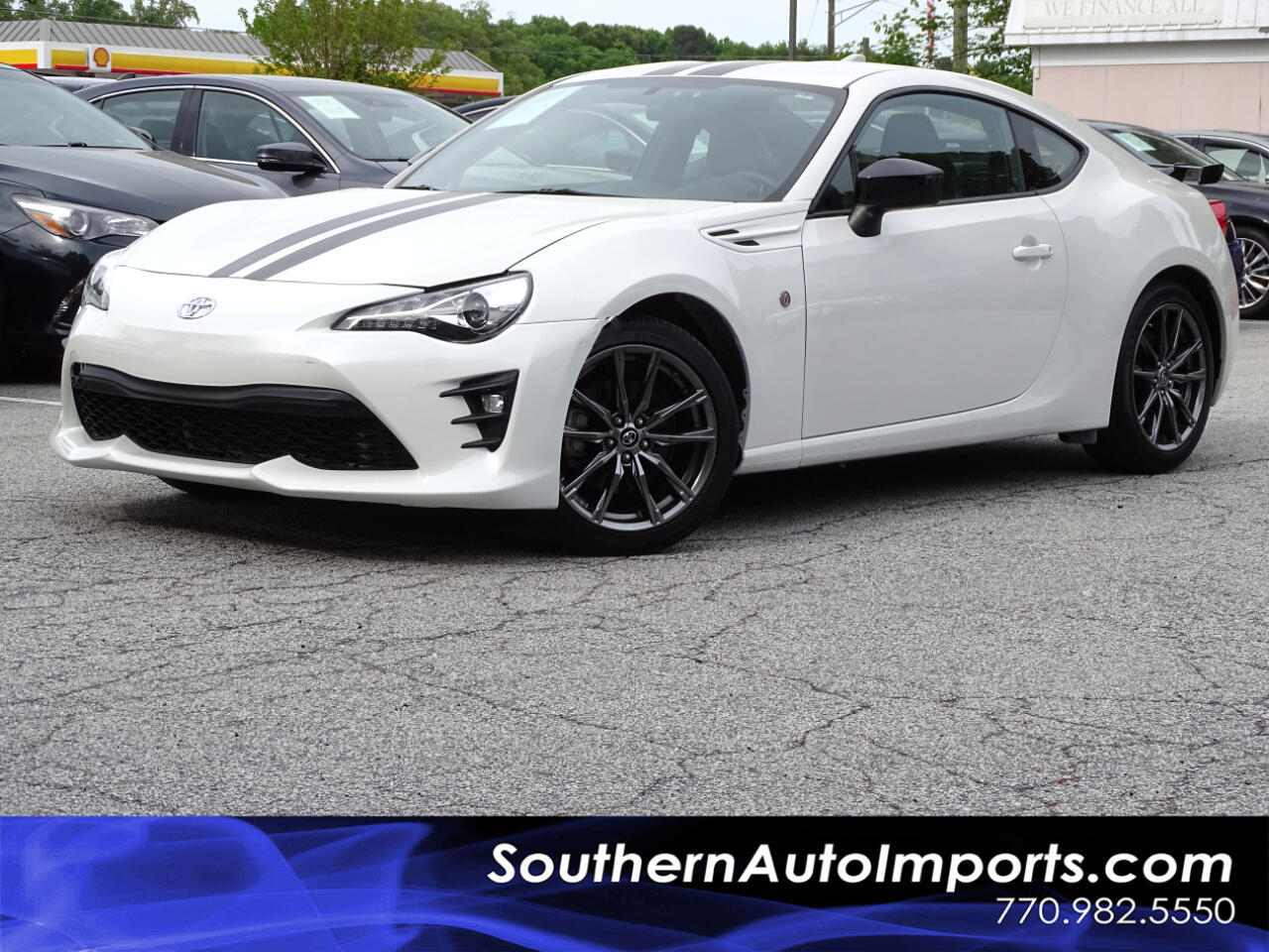 Toyota 86 860 Special Edition Manual (Natl) 2017