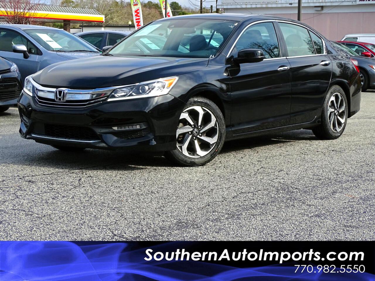 Honda Accord Sedan EX CVT 2017