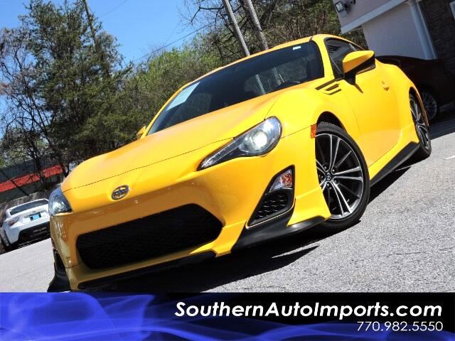 2015 Scion FR-S Release 1.0 Series 964 of 1500 TRD Options