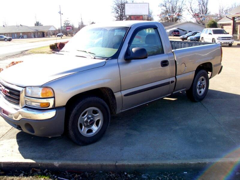 2003 GMC Sierra 1500 Work Truck Long Bed 2WD