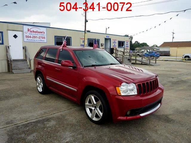 High Quality 2006 Jeep Grand Cherokee SRT8 4WD
