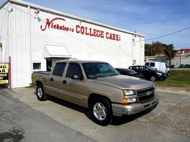 2006 Chevrolet Silverado 1500 LT1 Crew Cab 2WD