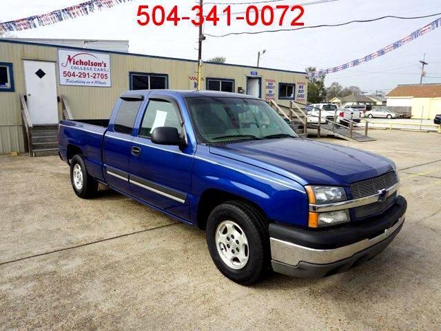 2003 Chevrolet Silverado 1500 Ext. Cab Long Bed 2WD
