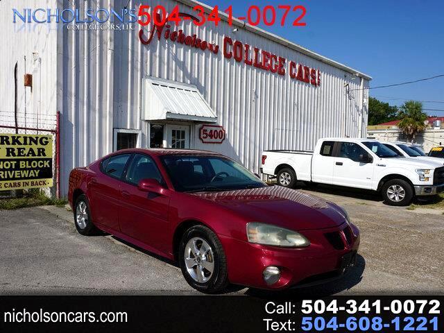 Pontiac Grand Prix Base 2005