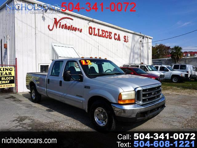 Ford F-250 SD XLT Crew Cab Short Bed 2WD 2001