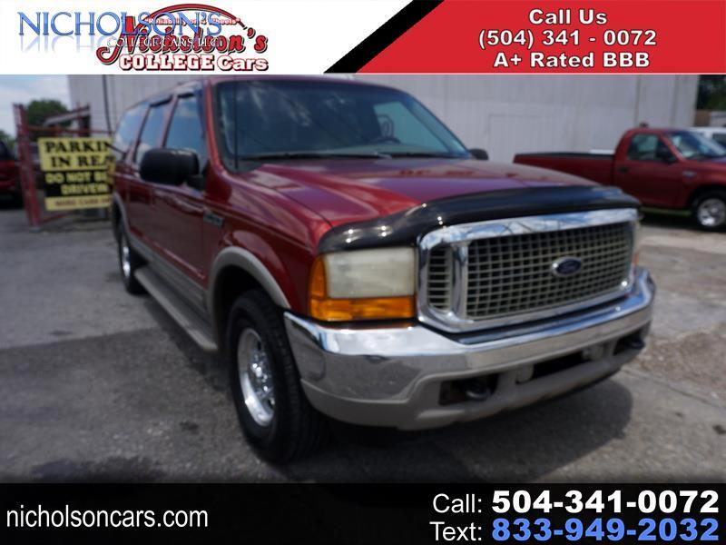 Ford Excursion Limited 2WD 2001