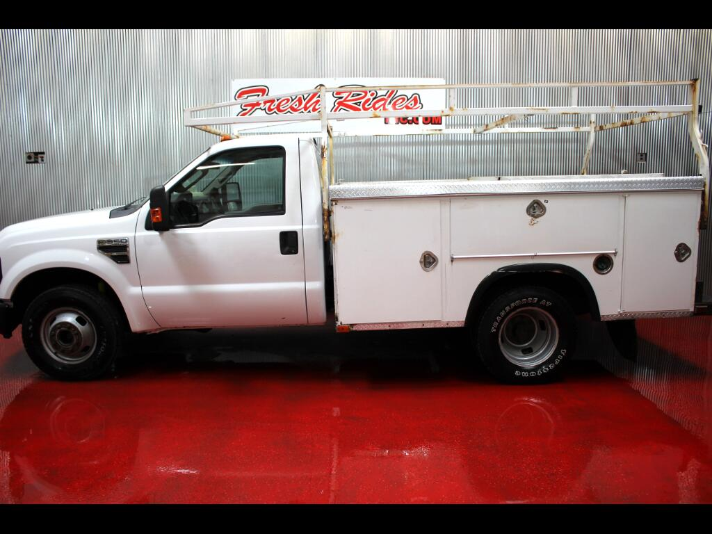 2008 Ford F-350 SD XL Reg. Cab 2WD