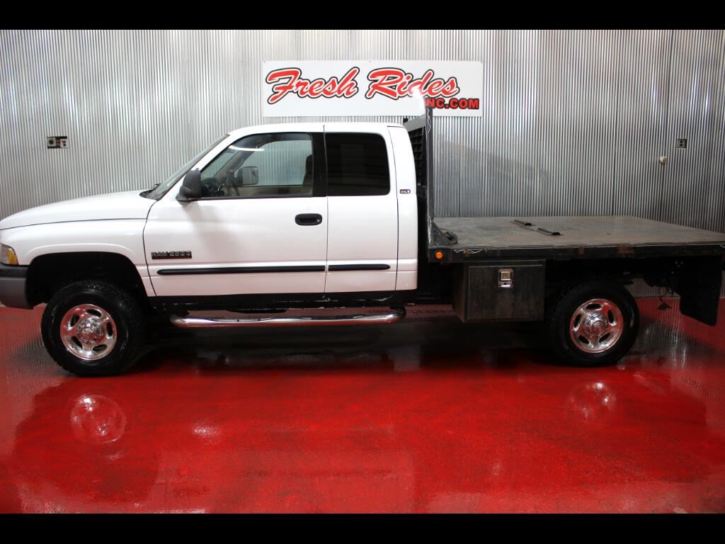 2001 Dodge Ram 2500 Laramie Quad Cab Long Bed 4WD