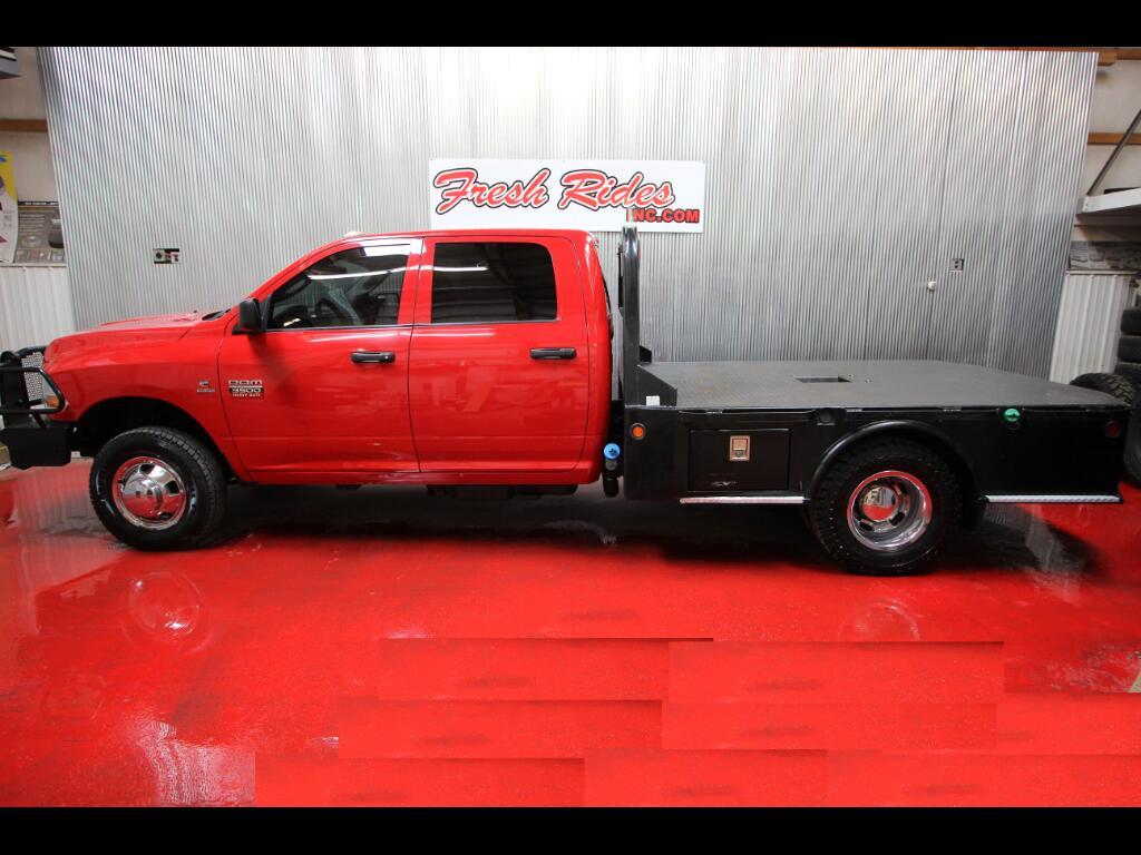2011 RAM 3500 ST Crew Cab LWB 4WD DRW