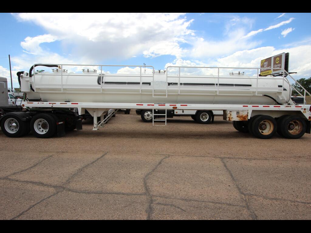 2008 Dragon Vacuum Tank Trailer
