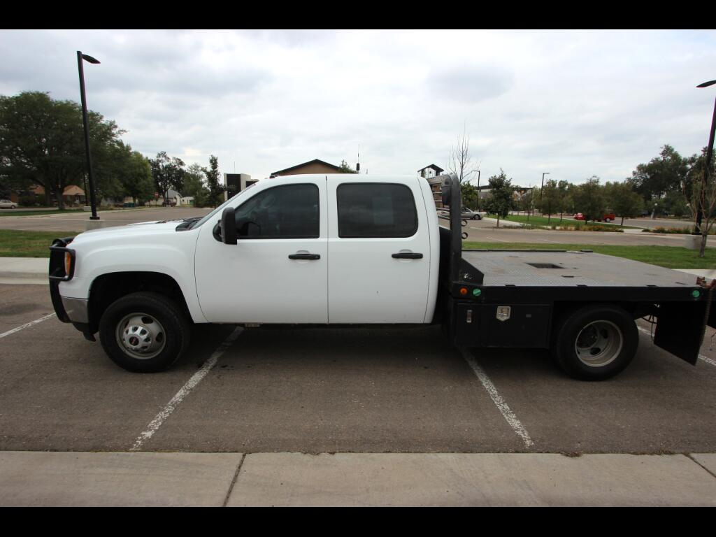 2013 GMC Sierra 3500HD Work Truck 4WD