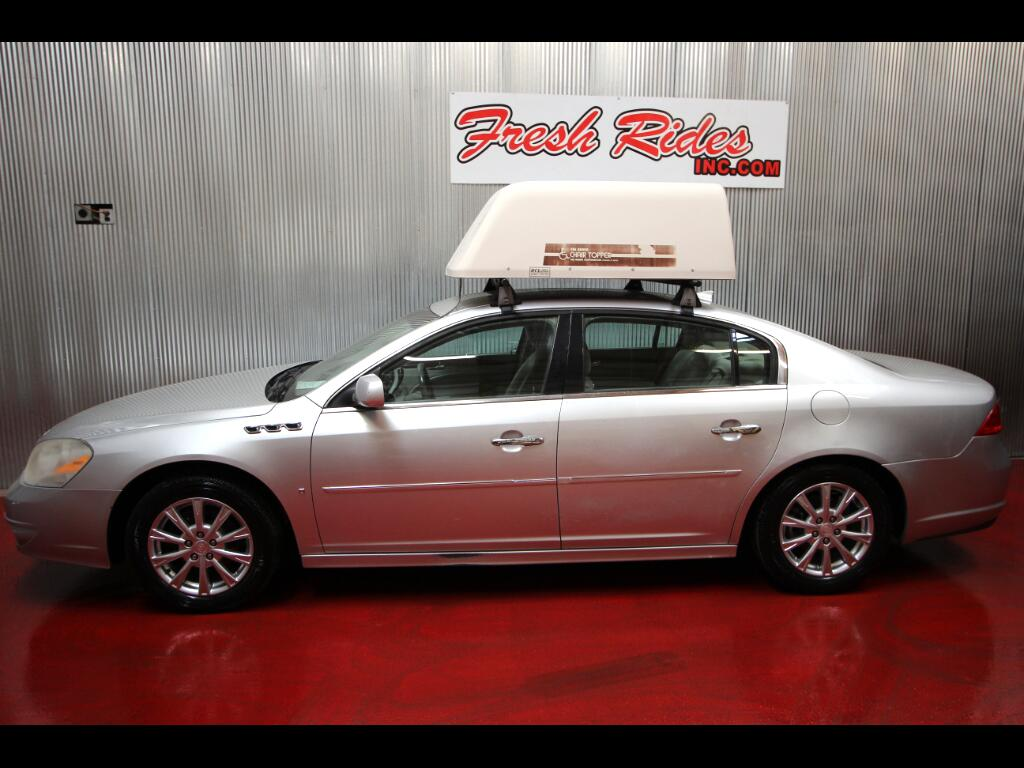 2010 Buick Lucerne 4dr Sdn CX