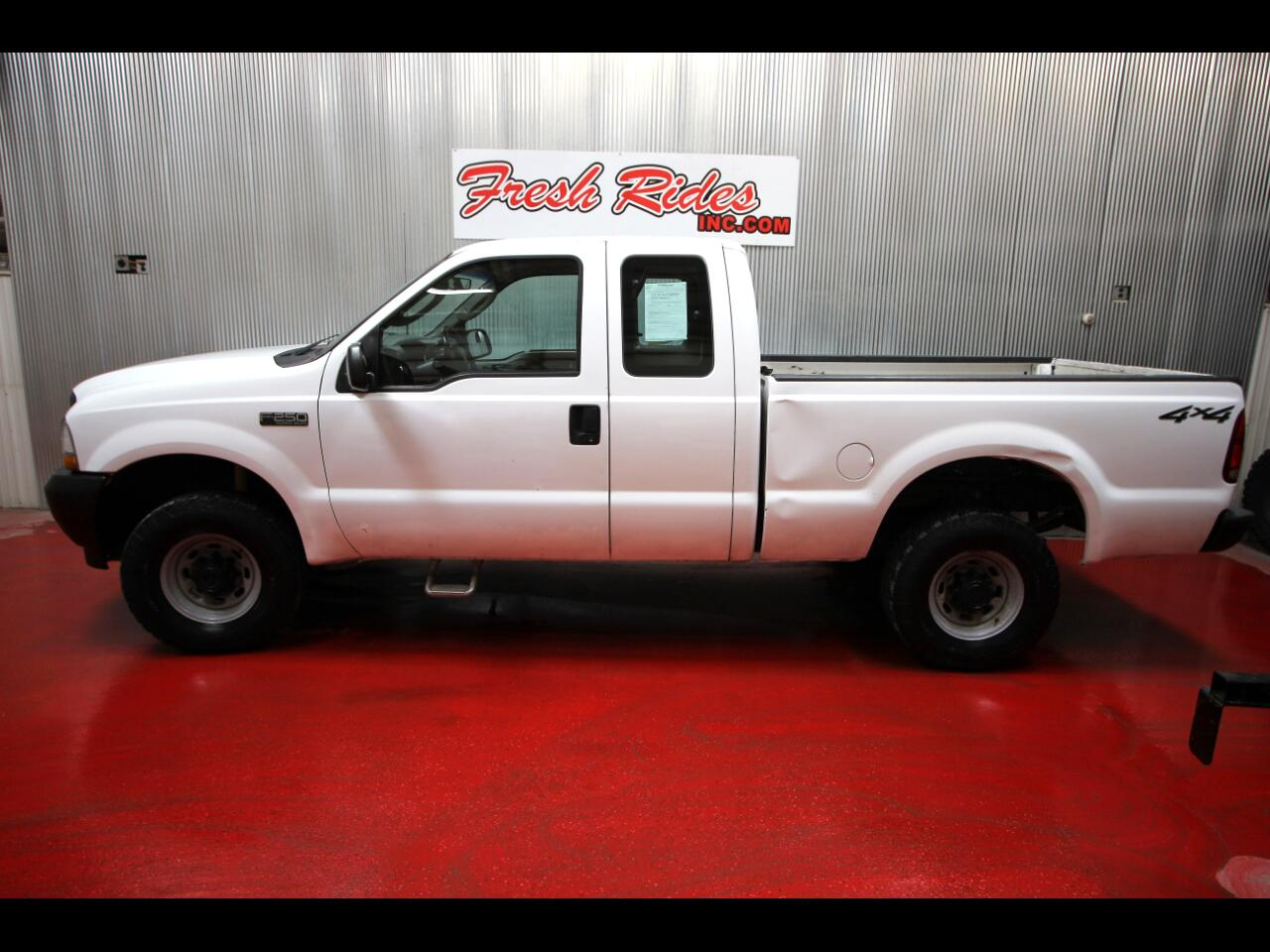 2003 Ford F-250 SD XL SuperCab 4WD