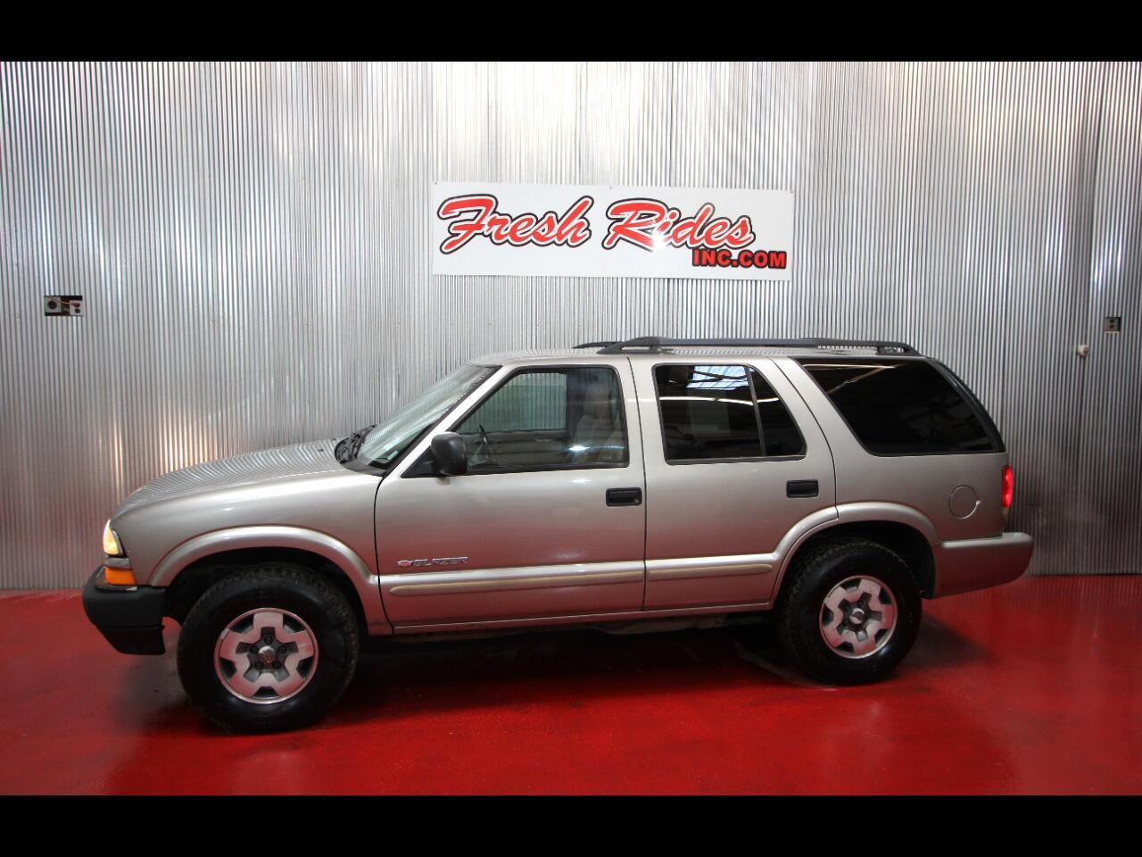 2004 Chevrolet Blazer 4-Door 4WD