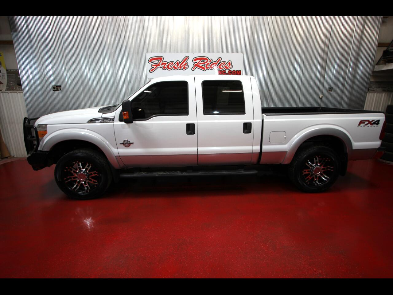 2012 Ford F-250 SD XL Crew Cab Short Bed 4WD