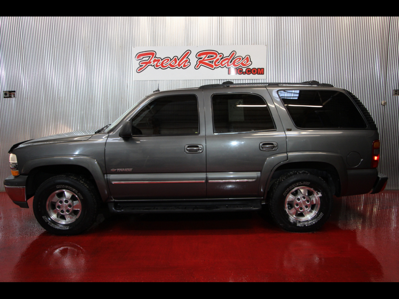 2002 Chevrolet Tahoe LT 4WD