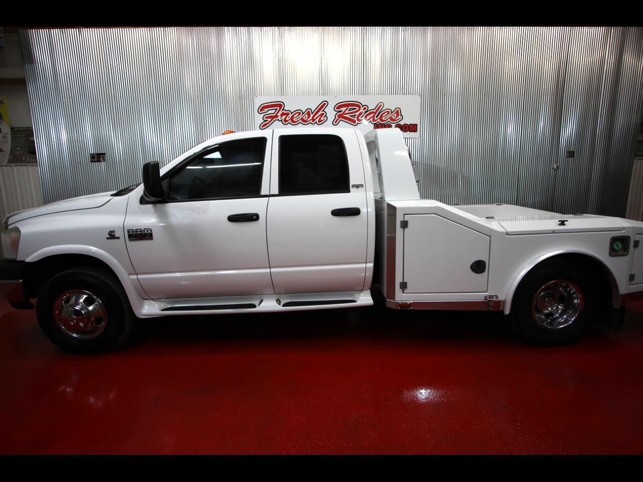 2007 Dodge Ram 3500 Laramie Quad Cab 4WD DRW