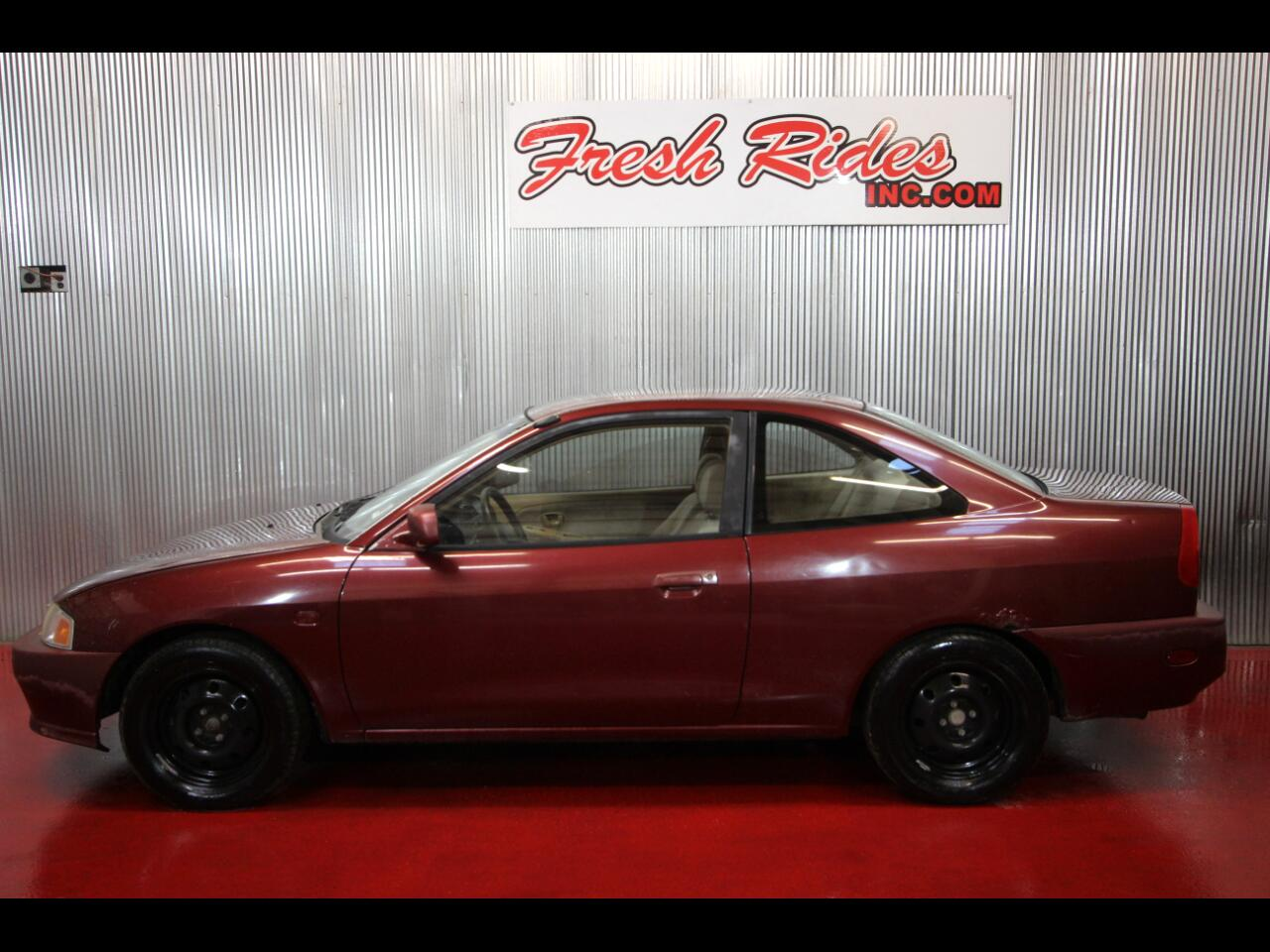 Used 2000 Mitsubishi Mirage 2dr Cpe LS 1.8L Manual For