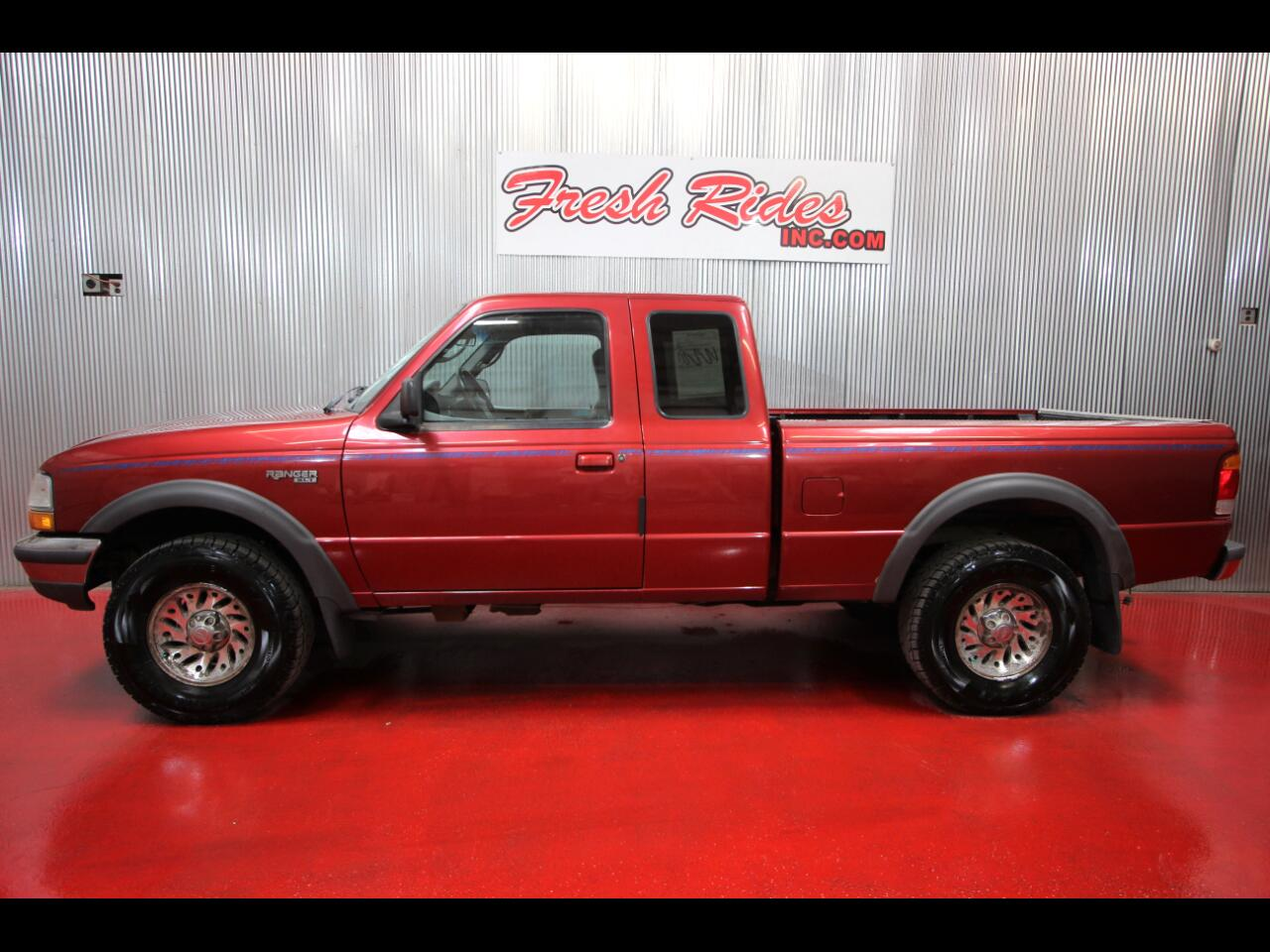 1998 Ford Ranger Supercab 126