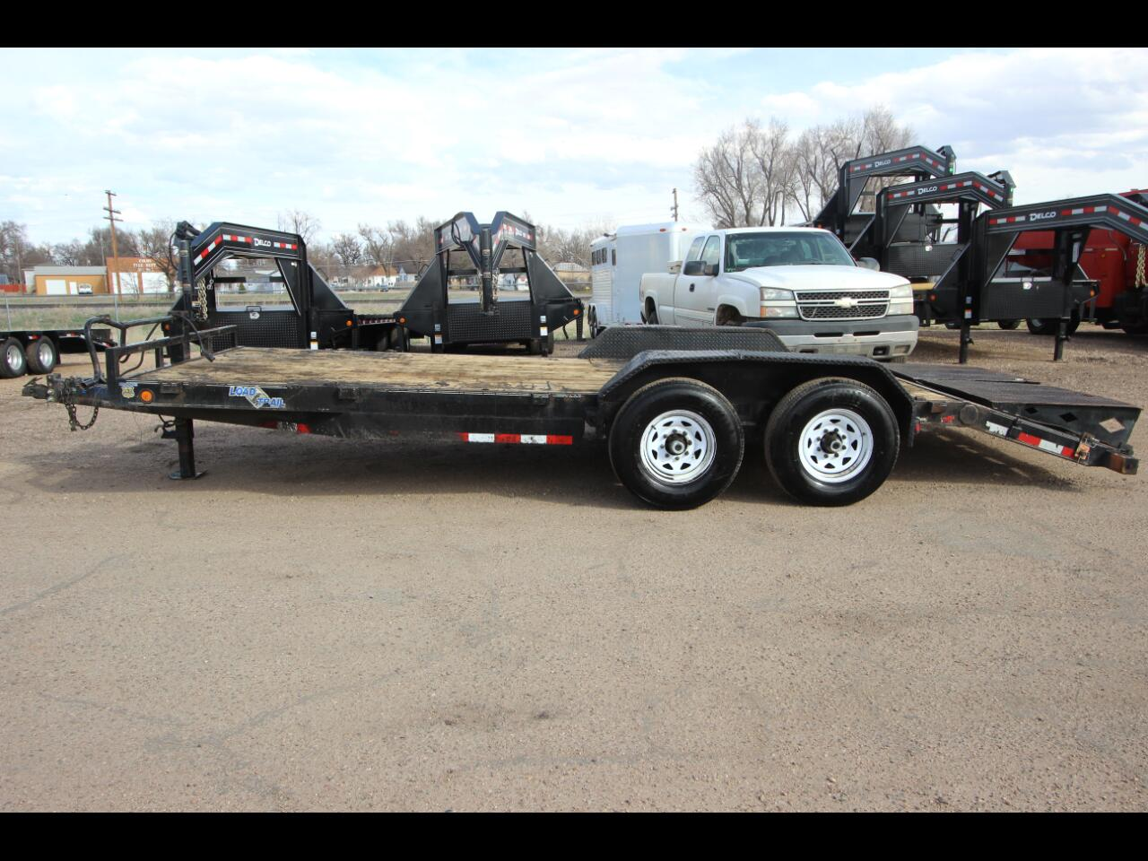 2012 Load Trail Trailer