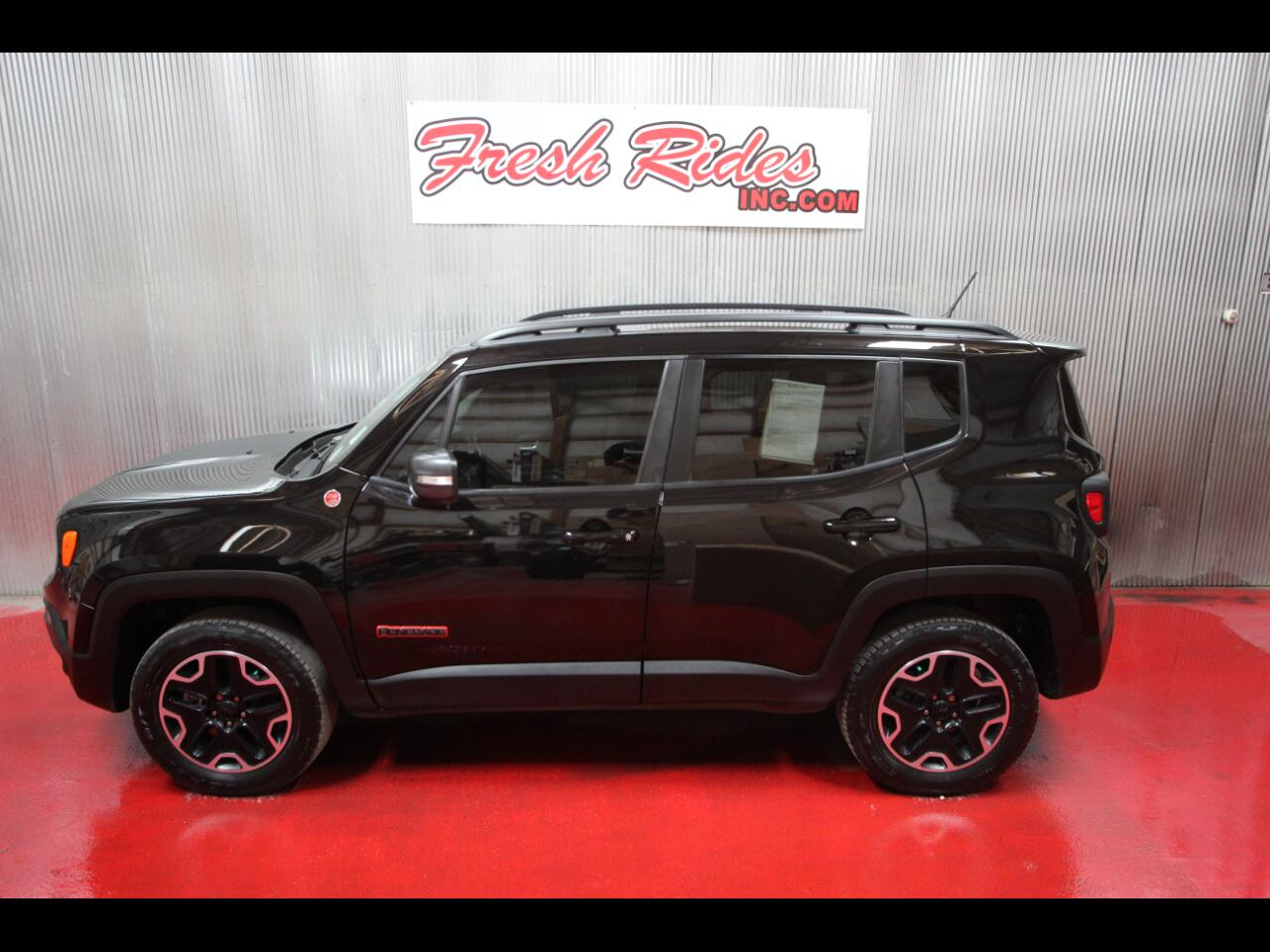 2017 Jeep Renegade Trail Rated