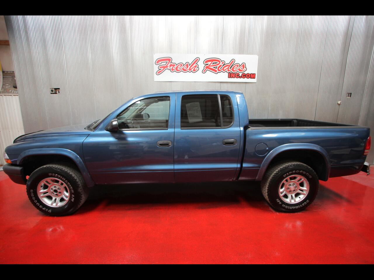 Dodge Dakota 4WD Crew Cab Sport 2003