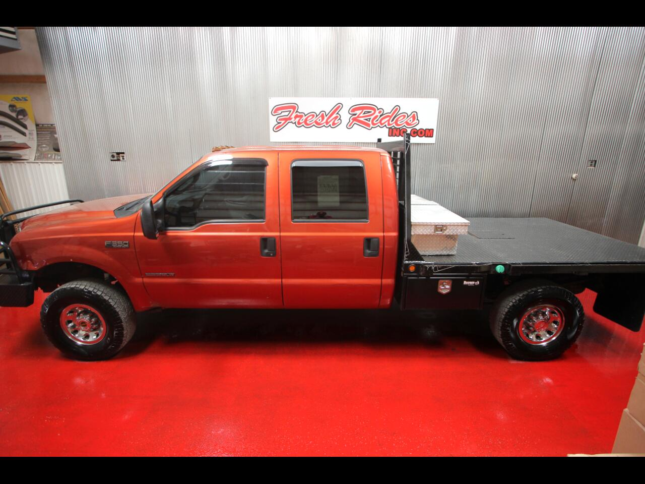 2001 Ford F-350 SD Crew Cab 4WD