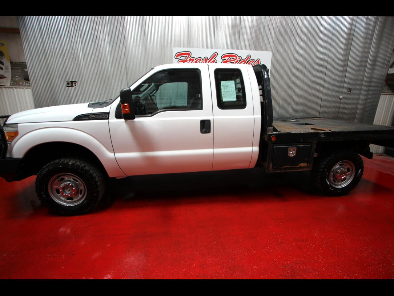 2011 Ford F-250 4dr Ext. Cab XLT