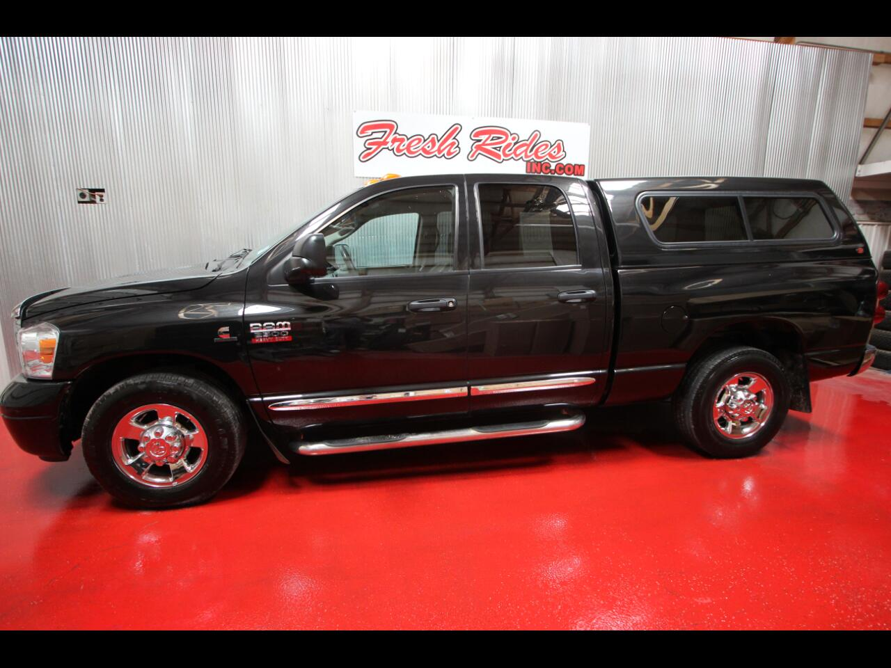 "2007 Dodge Ram 2500 4WD Crew Cab 149"" SLT"