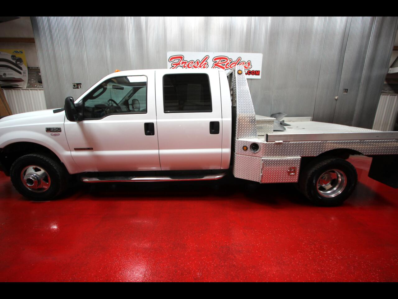 2003 Ford F-350 Crew Cab 4dr 168.4
