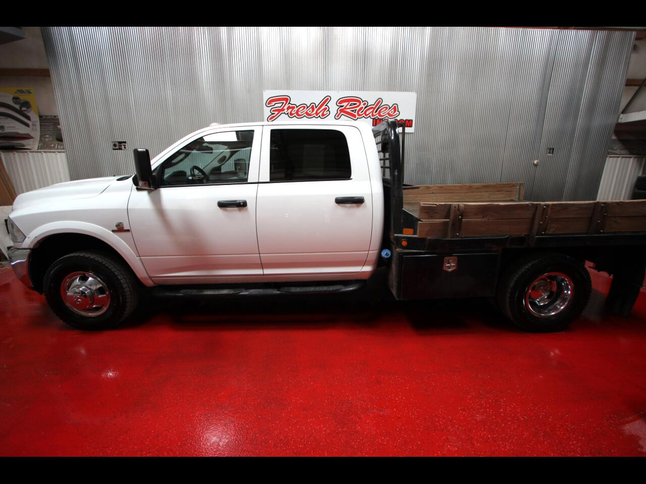 2016 RAM 3500 Chassis Cab