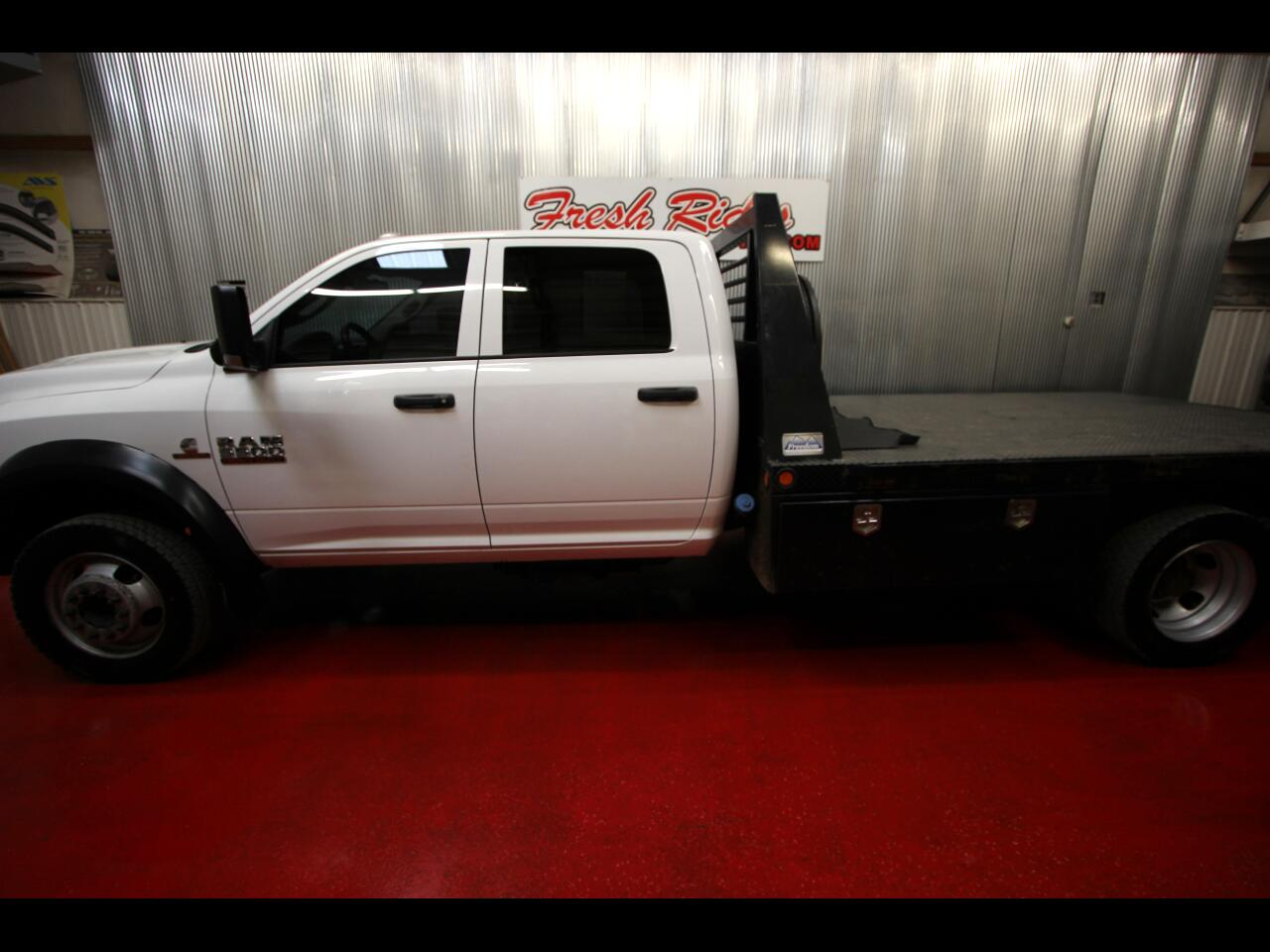2014 RAM 5500 Chassis Cab Tradesman 4x4 Crew Cab 84