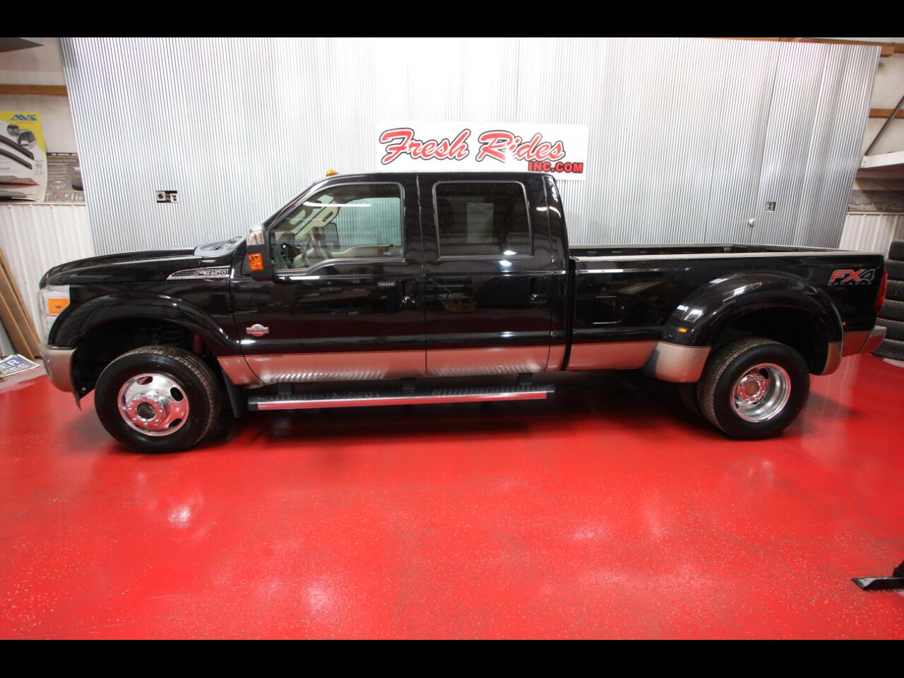 "Ford Super Duty F-350 DRW 4WD Crew Cab 172"" King Ranch 2012"
