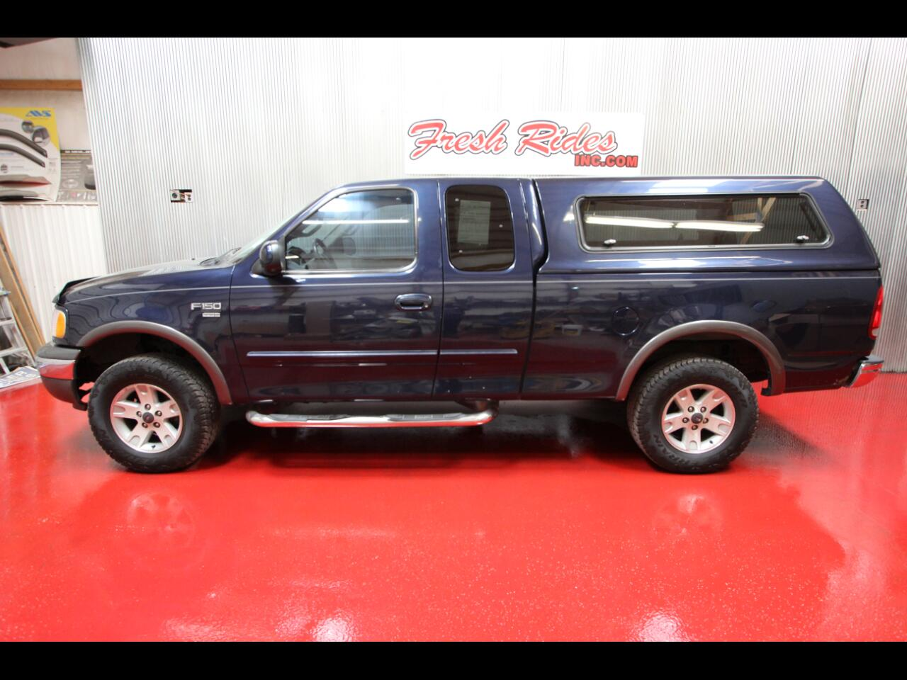 "Ford F-150 Supercab 139"" XLT 4WD 2002"