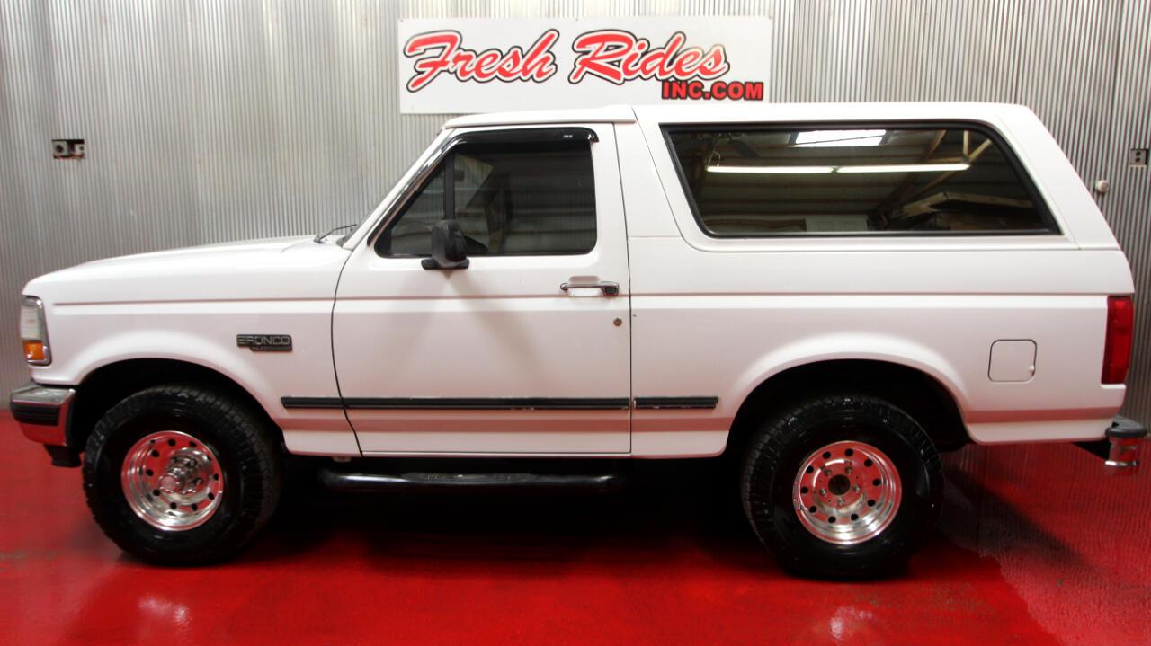 Ford Bronco 2dr XLT 1994