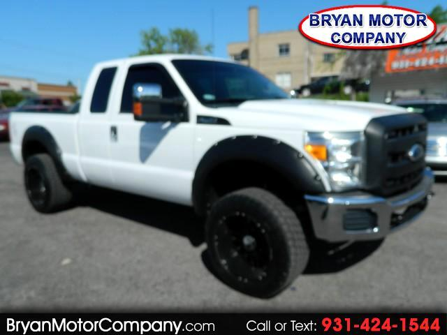 2011 Ford F-250 SD XL SuperCab SWB 4WD