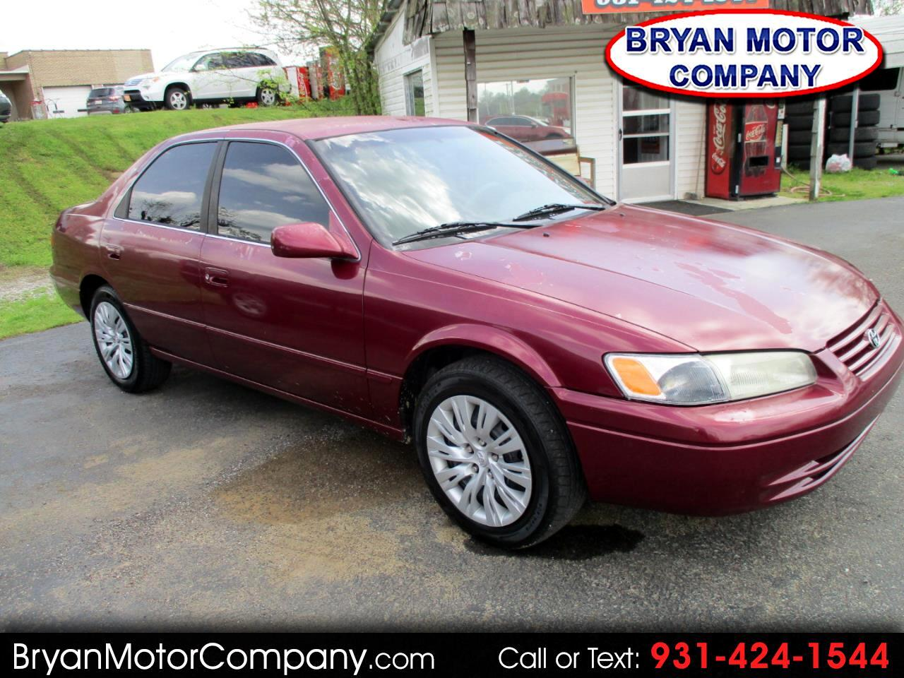 1998 Toyota Camry 4dr Sdn XLE Auto