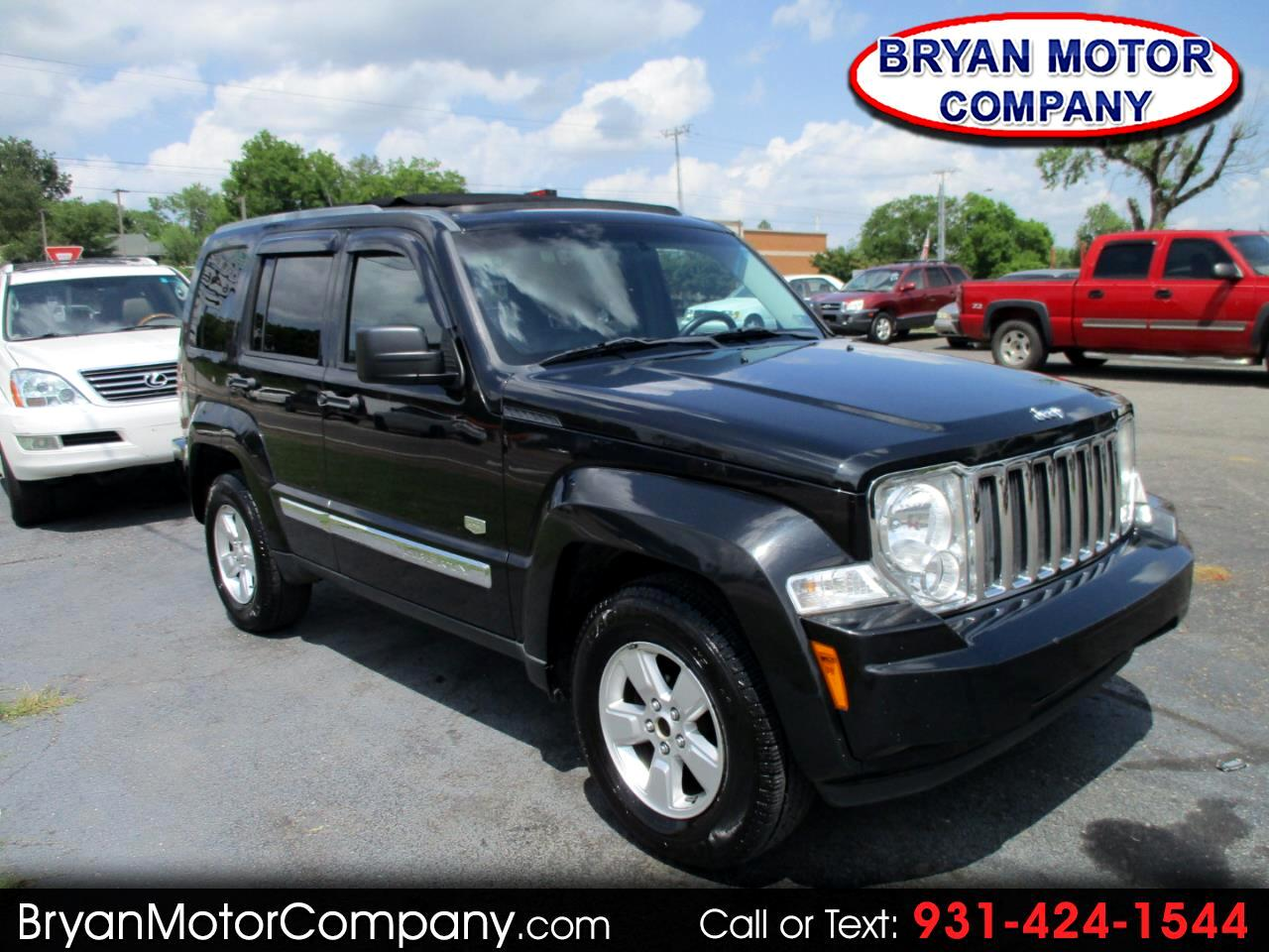 2011 Jeep Liberty 4WD 4dr Sport 70th Anniversary