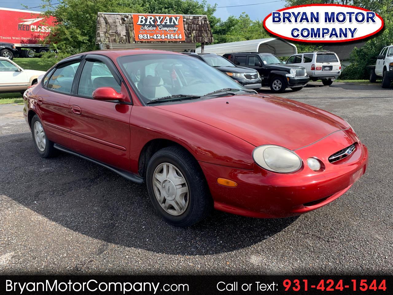 1999 Ford Taurus 4dr Sdn SE